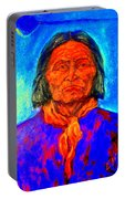 Geromino - Chiricahua Apache Leader Portable Battery Charger