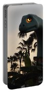 Gertie In The Trees Portable Battery Charger