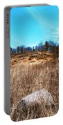 Gerttysburg Series Little Round Top Portable Battery Charger
