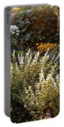 Lost In The Flower Garden Portable Battery Charger