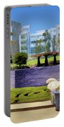 Getty Gardens Portable Battery Charger