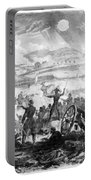 Gettysburg Battle Scene Portable Battery Charger by War Is Hell Store