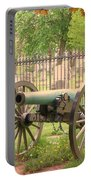 Gettysburg Cannon Cemetery Hill Portable Battery Charger