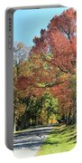 Gettysburg  In The  Fall Portable Battery Charger