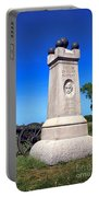 Gettysburg National Park 2nd Maine Battery Memorial Portable Battery Charger