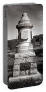 Gettysburg National Park 30th Pennsylvania Infantry Monument Portable Battery Charger