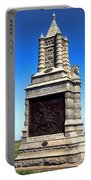 Gettysburg National Park 6th New York Cavalry Memorial Portable Battery Charger