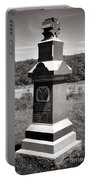Gettysburg National Park 6th Wisconsin Iron Brigade Monument Portable Battery Charger