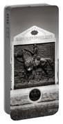 Gettysburg National Park 9th New York Cavalry Monument Portable Battery Charger