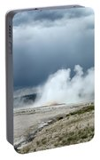 Geyser Field Portable Battery Charger