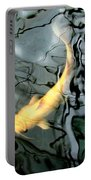 Ghost Koi Carp Fish Portable Battery Charger