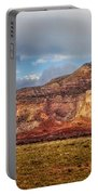 Ghost Ranch Red Portable Battery Charger