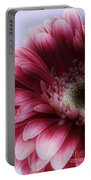 Ghostly Gerbera Portable Battery Charger