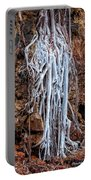 Ghostly Roots Portable Battery Charger