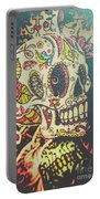 Ghoul Of Gothic Glam  Portable Battery Charger