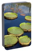 Giant Lily Pads Portable Battery Charger