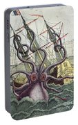 Giant Octopus Portable Battery Charger