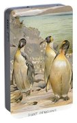 Giant Penguins, C1900 Portable Battery Charger