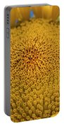 Giant Sunflower Portable Battery Charger
