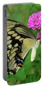 Giant Swallowtail Butterfly  IIi Portable Battery Charger