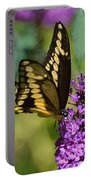 Giant Swallowtail Two Portable Battery Charger