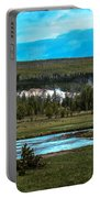 Gibbon River Valley Portable Battery Charger