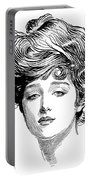 Gibson Girl, 1900 Portable Battery Charger