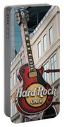 Gibson Les Paul Of The Hard Rock Cafe Portable Battery Charger