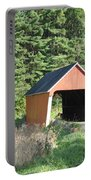 Gifford Covered Bridge  Portable Battery Charger