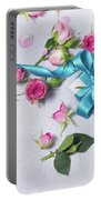 Gift And Flowers Portable Battery Charger