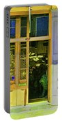 Gift Shop Windows Portable Battery Charger