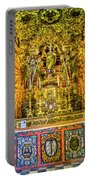 Gilded Chapel Portable Battery Charger