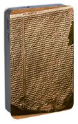 Gilgamesh, 7th Century B.c Portable Battery Charger