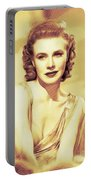 Ginger Rogers, Hollywood Legends Portable Battery Charger