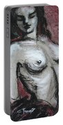 Gipsy Fire - Nudes Gallery Portable Battery Charger