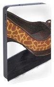 Giraffe Heels Portable Battery Charger