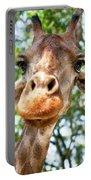 Giraffe Interest Portable Battery Charger