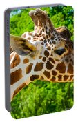 Giraffe Profile Portable Battery Charger