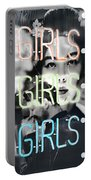 Girls Portable Battery Charger