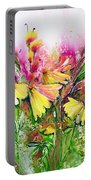 Girly Girl Portable Battery Charger