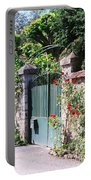 Giverny Gate Portable Battery Charger