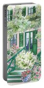 Giverny Welcome Portable Battery Charger