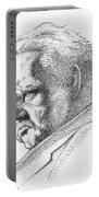 Gk Chesterton Portable Battery Charger
