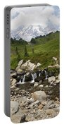 Glacial Runoff Portable Battery Charger