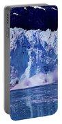 Glacier - Calving - Reflection Portable Battery Charger