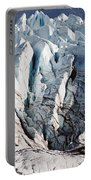 Glacier Detail Portable Battery Charger