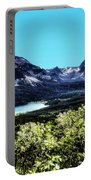 Glacier National Park Views Panorama No. 01 Portable Battery Charger