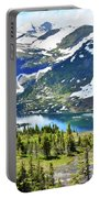 Glacier National Park2 Portable Battery Charger