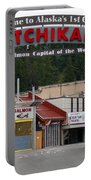 Ketchikan Alaska's First City  Portable Battery Charger