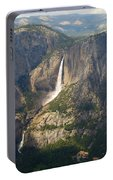Glacierpoint Yosemitefalls Portable Battery Charger